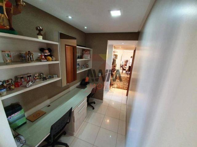 Apartamento com 4 suítes à venda, 170 m² por R$ 960.000 - Setor Bueno - Goiânia/GO - Foto 9