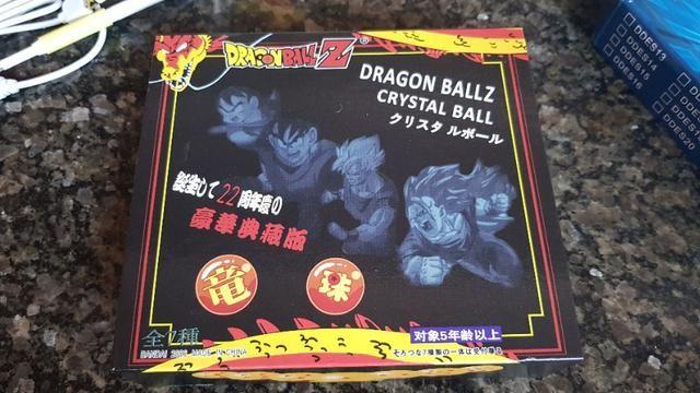 Esferas do Dragão - Dragão Ball