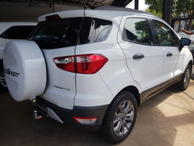 Ford Ecosport 1.6 Flex 2015 com Multimídia  - Foto 10
