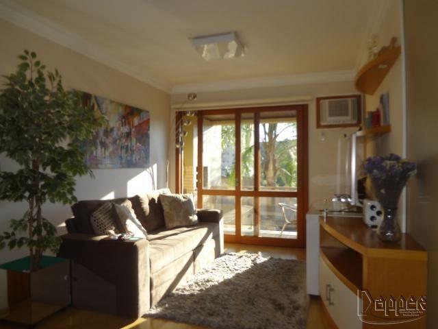 Apartamento à venda com 2 dormitórios em Vila nova, Novo hamburgo cod:17385 - Foto 3
