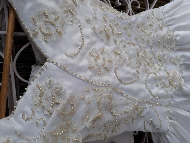 Vestido de noiva em Cambuquira, MG - Foto 2