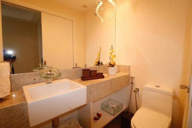 Apartamento mobiliado no Solar Alta Vista 4 suítes - Foto 8