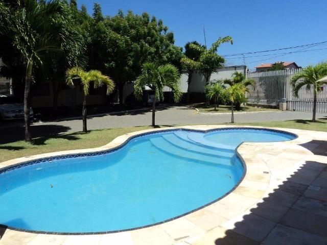 CA0597 - Casa duplex em condomínio com 3 suítes, 3 vagas e lazer no Eusébio - Foto 16