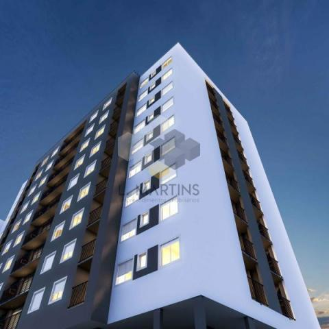 Apartamento para venda em novo hamburgo, rondônia, 2 dormitórios, 1 banheiro, 1 vaga - Foto 4