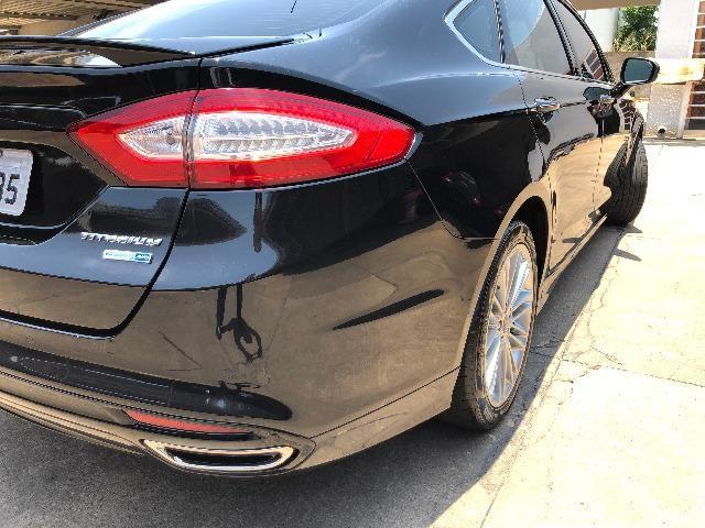 Ford Fusion AWD Titanium 2014/2015 - Foto 5