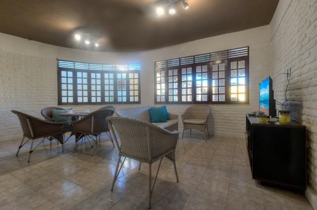 Alugo - Casa Super Confortável - 8 Suítes Ar/TV/Box - 30 Pessoas - Próxima Beach Park - Foto 15
