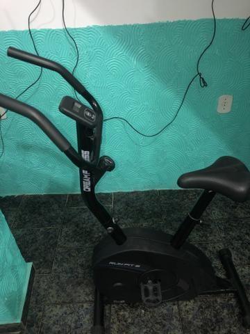 Vendo bicicleta para exercícios - Foto 4