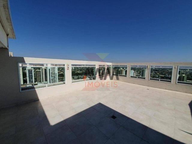 Apartamento com 4 suítes à venda, 170 m² por R$ 960.000 - Setor Bueno - Goiânia/GO - Foto 17