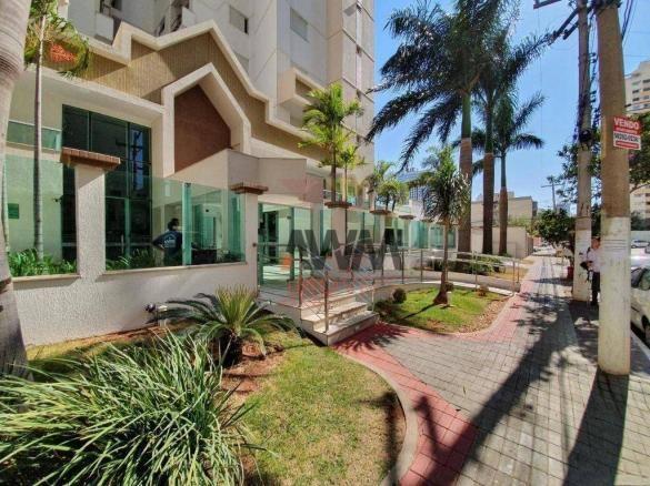 Apartamento com 4 suítes à venda, 170 m² por R$ 960.000 - Setor Bueno - Goiânia/GO - Foto 15