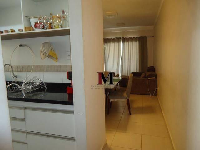 vendemos apartamento mobiliado com 2 quartos no Res Torre de Italia - Foto 20