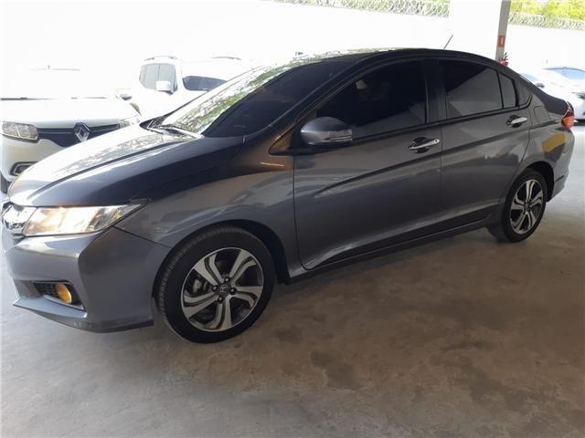 Honda City 1.5 exl 16v flex 4p automático - Foto 9