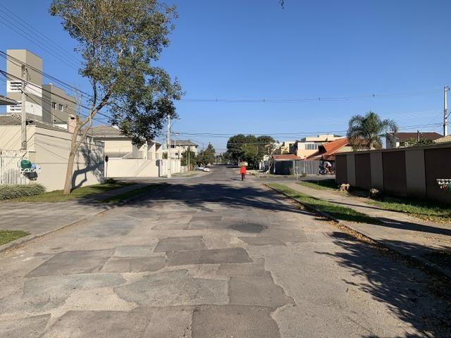 Terreno com 336 metros bairro Cajuru