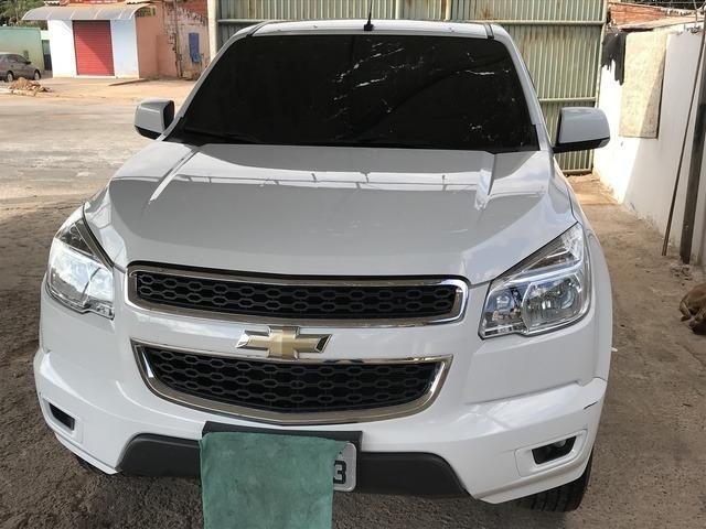 Chevrolet S10 14/14 Flex - Branca 2.4 LT 4x2