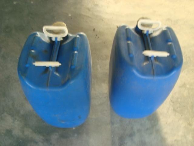 Galões para gasolina