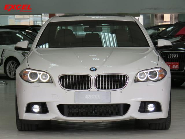 BMW 535I 3.0 24V 4P 306 CV BI TURBO 2015 - Foto 8