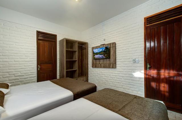 Alugo - Casa Super Confortável - 8 Suítes Ar/TV/Box - 30 Pessoas - Próxima Beach Park - Foto 10