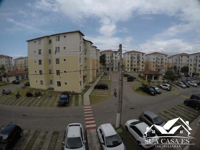 AP-Apartamento - 2 quartos - Sol da manhã - Em Manguinhos - Vila Geribá - Foto 13