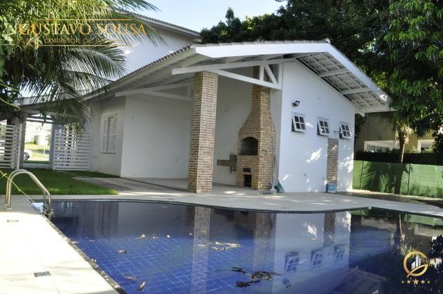 Espetacular Casa no Alphaville Fortaleza com piscina privativa - Foto 6