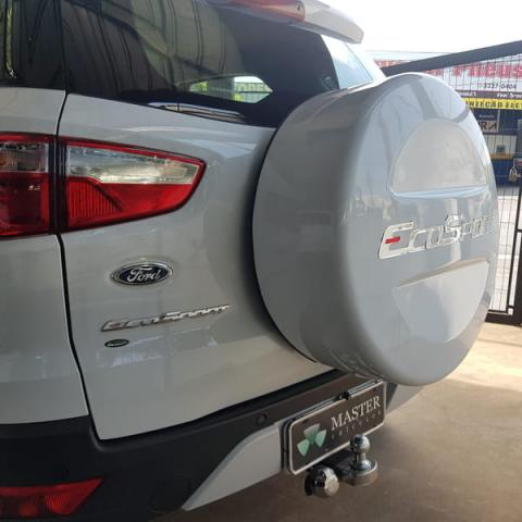 Ford Ecosport 1.6 Flex 2015 com Multimídia  - Foto 8