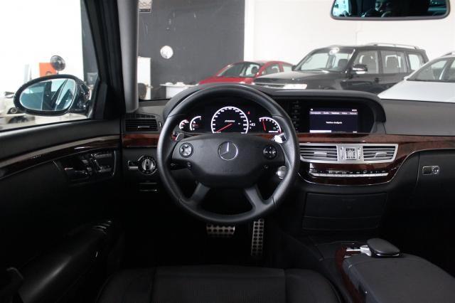 MERCEDES-BENZ S 63 AMG 2009/2009 6.2 V8 GASOLINA 4P AUTOMÁTICO - Foto 11