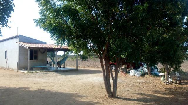 Vende-se terreno em Ocara - ce ou troco em outro terreno na região de Aquiraz - Foto 8