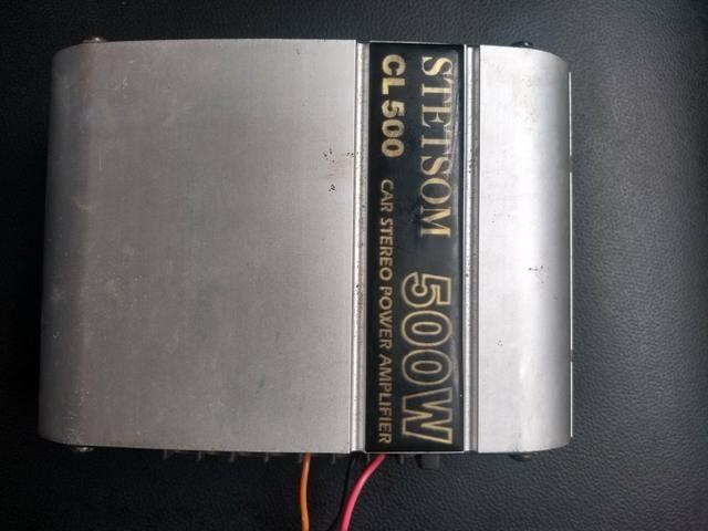 Amplificador de som automotivo - Foto 2