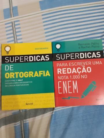 Combo: 4 livros para passar no Enem - Foto 2