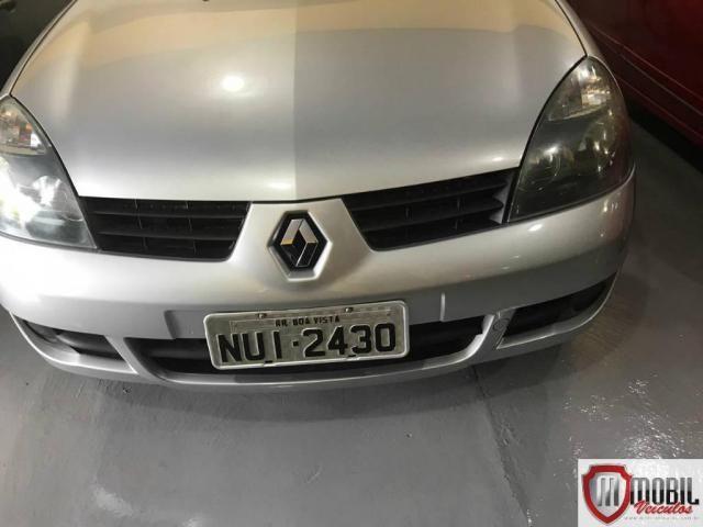 Renault Clio Hi-Flex 1.0 16V 5p - Foto 4