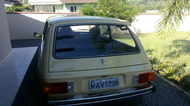 VW Brasília 1974 Relíquia - Foto 6