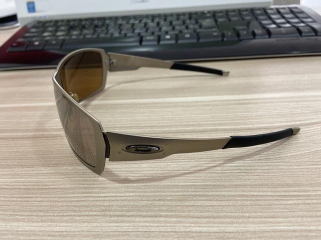 Óculos Oakley Titanium - Foto 2