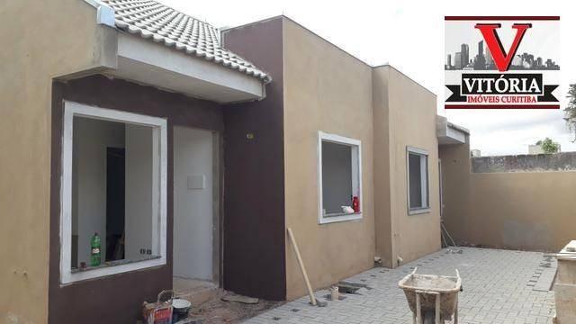 Casa com 2 dormitórios à venda - alto boqueirão - curitiba/pr