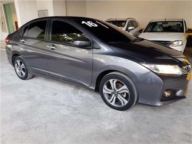 Honda City 1.5 exl 16v flex 4p automático - Foto 12