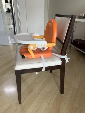 Cadeirinha de alimentação para bebê - Foto 2