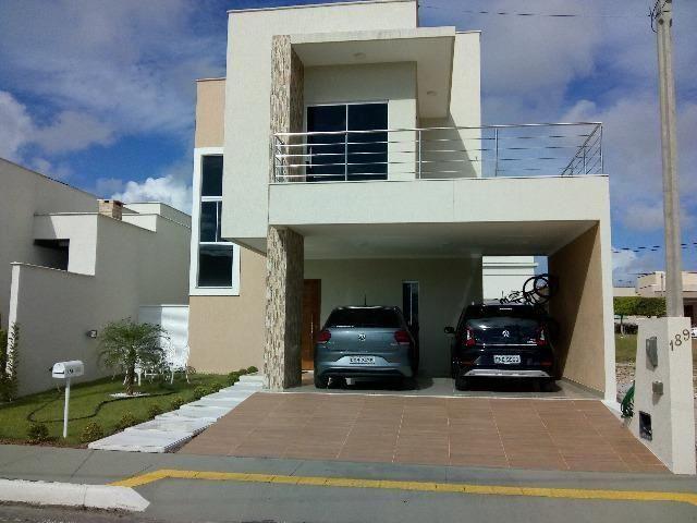 Casa duplex - 168m² - 3/4 sendo 1 suíte e duas semi suítes ? 4 vagas -SN - Foto 2