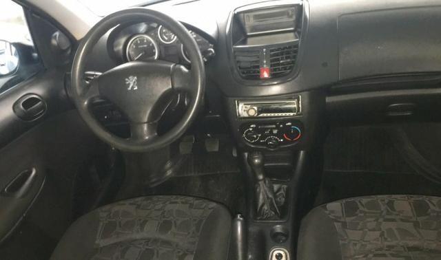 Peugeot 207 Hatch XR S 1.4 8V (flex) 2009-Financiamento 100% - Foto 5