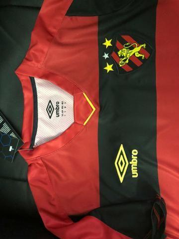 Camisas do sport 1 linha top ZAP * - Foto 4
