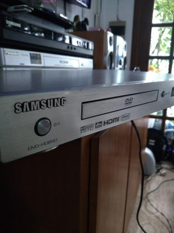 Dvd Samsung funcionando perfeitamente entrada HDMI