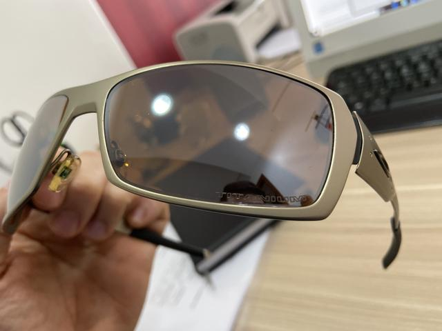 Óculos Oakley Titanium - Foto 5