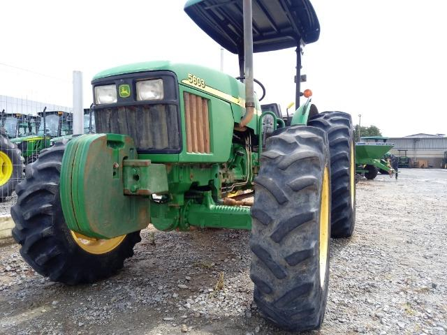 Trator John Deere 5603 - 75cv - Foto 5