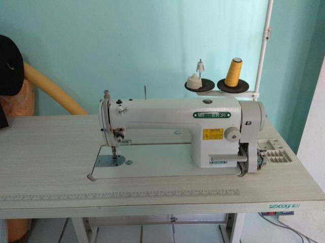 3 máquinas de costura industrial - Foto 6