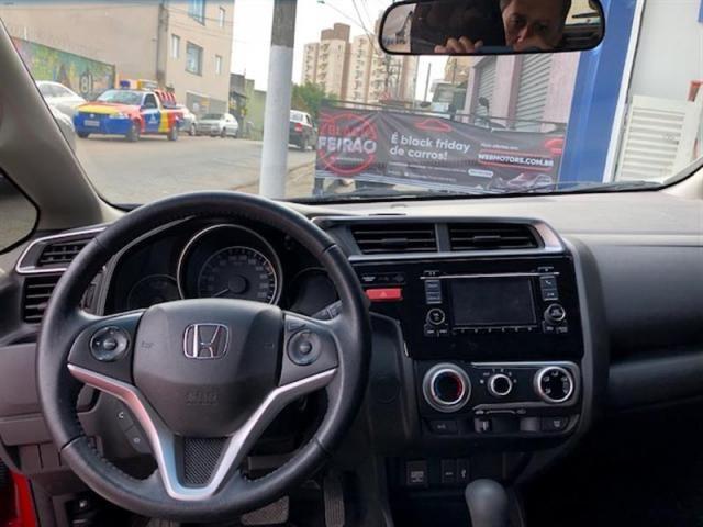 HONDA FIT 1.5 EX 16V FLEX 4P AUTOMATICO - Foto 7