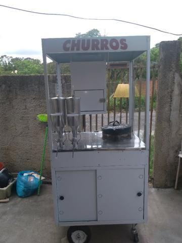 Carro de churros - Foto 4