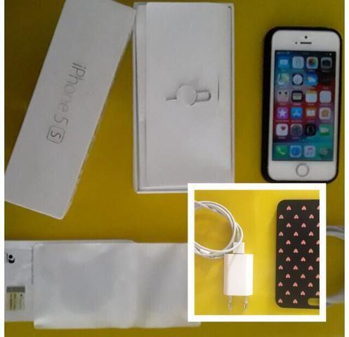 IPhone 5s, 16G, dourado