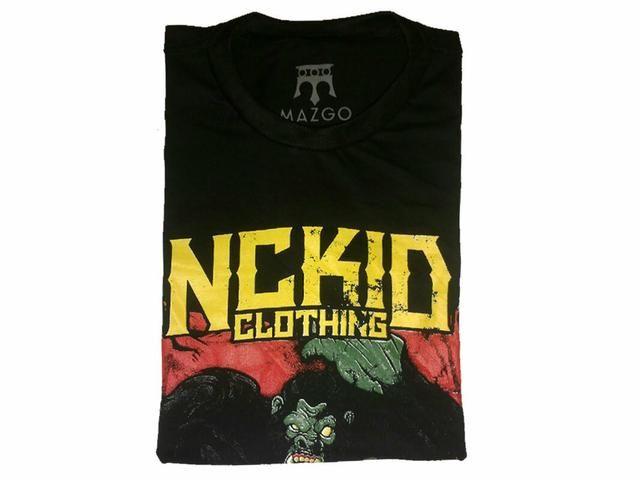 Camisetas no atacado masculinas em promoção - Foto 3