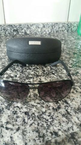 Óculos Guess Aviador - Bijouterias, relógios e acessórios - São ... b38b3197cc