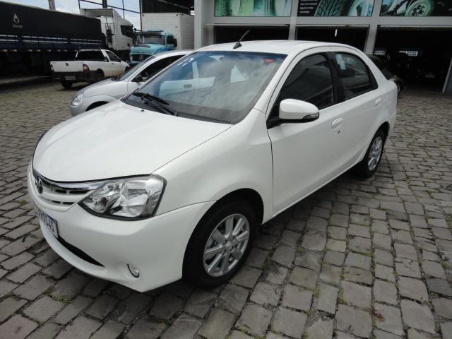 Toyota Etios impecável - Foto 2