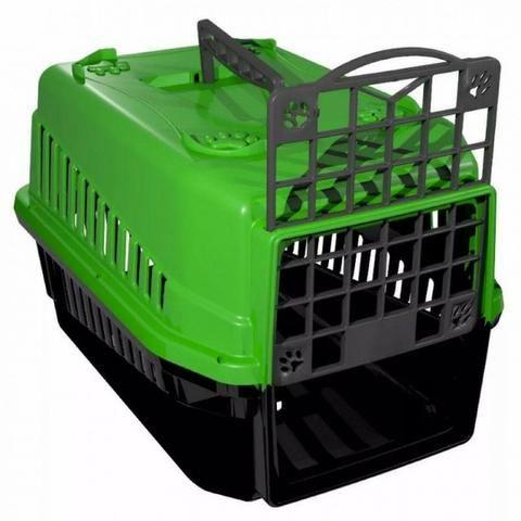 Caixa De Transporte Para Cães, Gatos e Coelhos - Foto 2