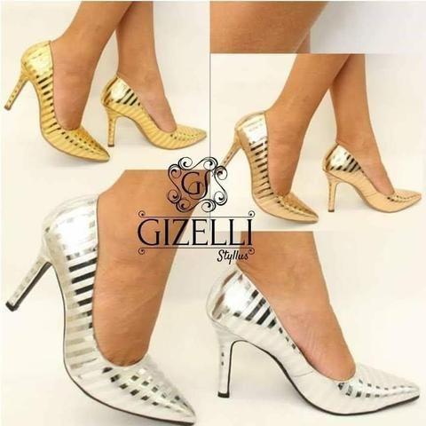 20bff7ee4b saltos de luxo gizelli styllus   - Roupas e calçados - Coelho da ...