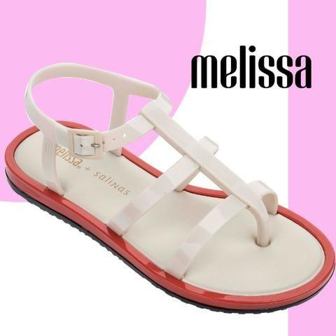 e451f1252 Melissa Caribe Verão + Salinas - Roupas e calçados - Pederneiras ...