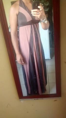 4aa4e60dfd05 Vestido longo tam M - Roupas e calçados - Vila da Fábrica ...